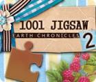 1001 Jigsaw: Chroniken der Erde 2 Spiel