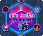 1001 Jigsaw - 6 Magische Elemente Spiel