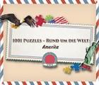 1001 Puzzles – Rund um die Welt, Amerika Spiel