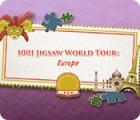 1001 Puzzles: Welttour Europa Spiel