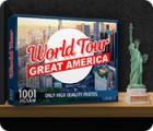 1001 Puzzles: Rund um die Welt-Das grosse Amerika Spiel