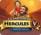 Die 12 Heldentaten des Herkules V: Die Kinder Griechenlands Spiel