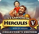 Die 12 Heldentaten des Herkules V: Die Kinder Griechenlands Sammleredition Spiel