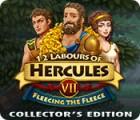 Die 12 Heldentaten des Herkules VII: Das Goldene Vlies Sammleredition Spiel