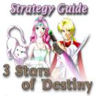 3 Stars of Destiny Handbuch Spiel