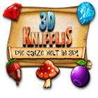 3D Knifflis: The Whole World in 3D! Spiel