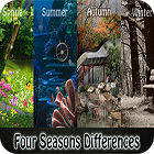 Four Seasons Differences Spiel