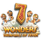 7 Wonders Treasures of Seven Spiel