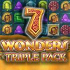 7 Wonders Triple Pack Spiel