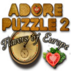 Adore Puzzle 2: Flavors of Europe Spiel