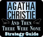 Agatha Christie: And Then There Were None Strategy Guide Spiel