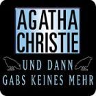 Agatha Christie: Und dann gabs keines mehr Spiel