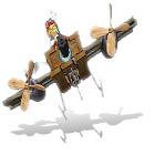 El Airplane Spiel