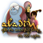 Aladin and the Wonderful Lamp: The 1001 Nights Spiel