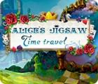 Alice's Jigsaw-Zeitreise Spiel