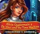 Alicia Quatermain: Da Vinci and the Time Machine Sammleredition Spiel