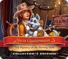 Alicia Quatermain 3: The Mystery of the Flaming Gold Sammleredition Spiel