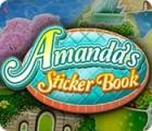 Amanda's Sticker Book Spiel