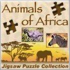 Animals of Africa Spiel