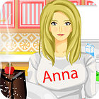 Anna's Delicious Chocolate Cake Spiel