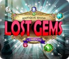 Antique Shop: Lost Gems London Spiel