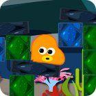 Aqua Jelly Puzzle Spiel
