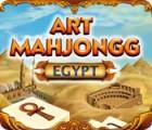 Art Mahjongg Egypt Spiel