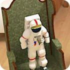 Astronaut's Secret Spiel