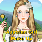Austrian Girl Make-Up Spiel