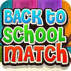 Back To School Match Spiel