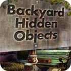 Backyard Hidden Objects Spiel
