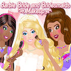 Barbie Bride and Bridesmaids Makeup Spiel