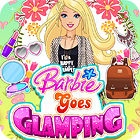 Barbie Goes Glamping Spiel