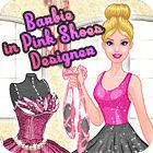 Barbie in Pink Shoes Designer Spiel