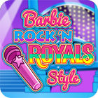 Barbie Rock and Royals Style Spiel