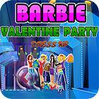 Barbie Valentine Party Spiel
