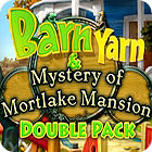 Barn Yarn & Mystery of Mortlake Mansion Double Pack Spiel