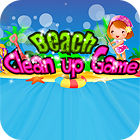 Beach Clean Up Game Spiel