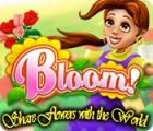 Blüte - Teile die Blumen mit der Welt Spiel