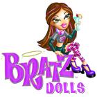 Bratz Puppen Färbung Spiel