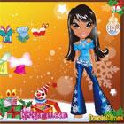 Bratz's Fashion Christmas Spiel