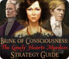 Brink of Consciousness: The Lonely Hearts Murders Strategy Guide Spiel