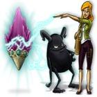Brunhilda and the Dark Crystal Spiel