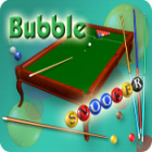 Bubble Snooker Spiel