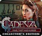 Cadenza: Ruhm, Raub und Mord Sammleredition Spiel