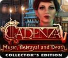 Cadenza: Musik, Betrug und Tod Sammleredition Spiel