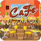 Cafe Swap. Puzzle Spiel