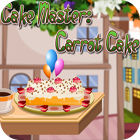 Cake Master: Carrot Cake Spiel