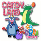 Candy Land - Dora the Explorer Edition Spiel