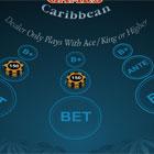 Carribean Stud Poker Spiel